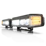 LED Low Profile Snowplow Light Kit