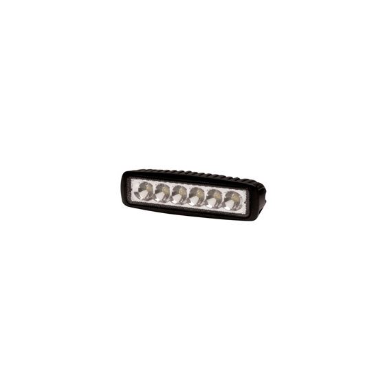 EW2440 Clear Rectangle LED Spot Beam