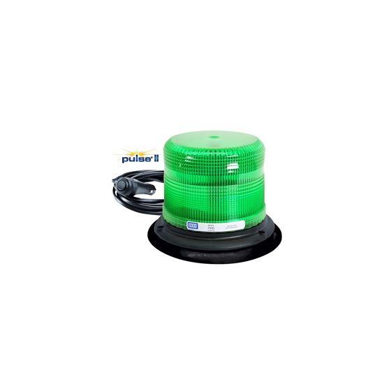 7945G-VM Vacuum Magnet Green Beacon