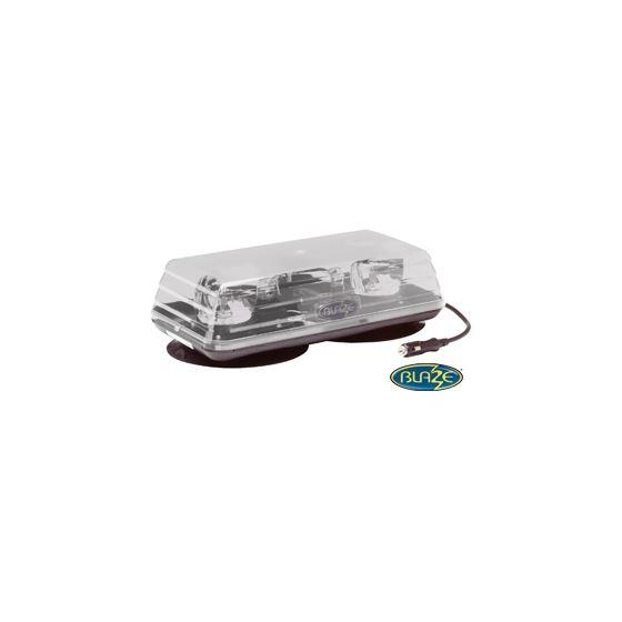 "5135C-VM Blaze II Vacuum-Mag 15"" Clear Rotati"