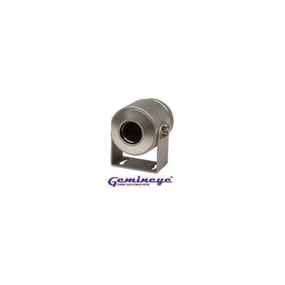 C2011 4 Pin Color Flush/Bracket Mount CCD Gemineye