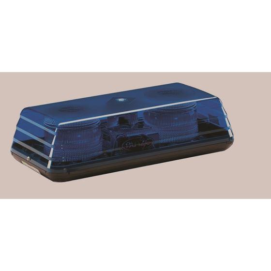 "5150BCC Blaze II Permanent 15"" Amber/Blue Strobe M"