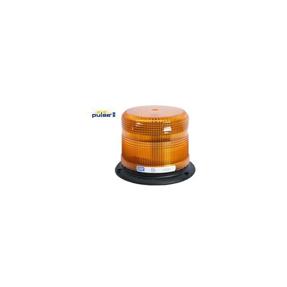 7975A 3-Bolt Severe Vibration Amber Beacon