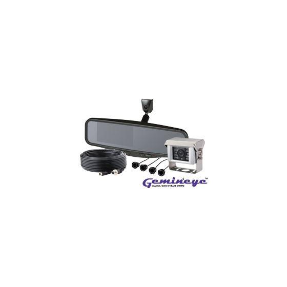 "K4204M Gemineye 4.3"" LCD Color Reversing Sens"
