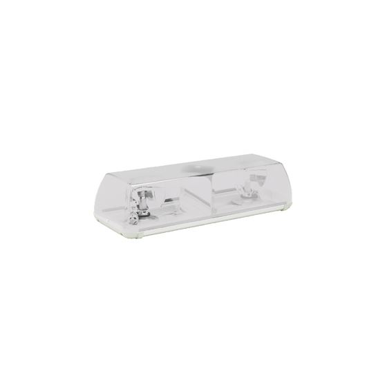 "5221003 22"" Clear Rotating LED Minibar"