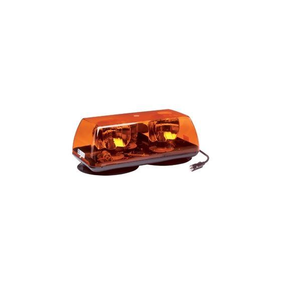 "5315A-VM Vacuum Magnet SAE I 15"" Amber Rotato"