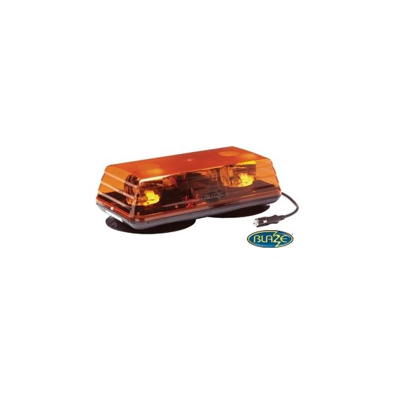 "5135A-VM Blaze II Vacuum-Mag 15"" Amber Rotati"