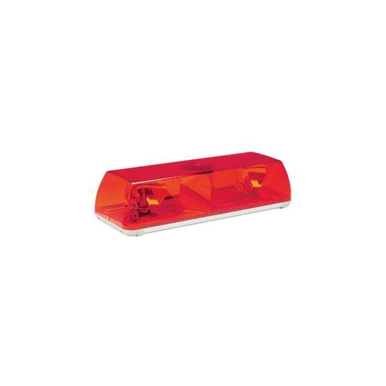 """5221004 22"""" Red Rotating LED Minibar"""