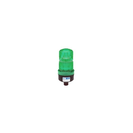 "6226G 1"" Pipe Green Low Intensity Strobe Beac"