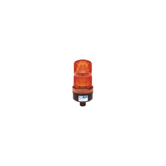 """6226A 1"""" Pipe Amber Low Intensity Strobe Beac"""