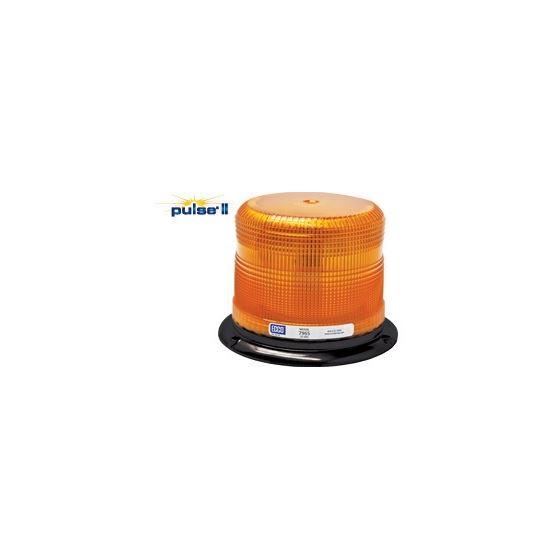 7965A 3-Bolt Amber Beacon