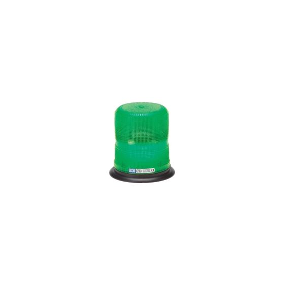 6720G 3-Bolt Green Strobe Beacon