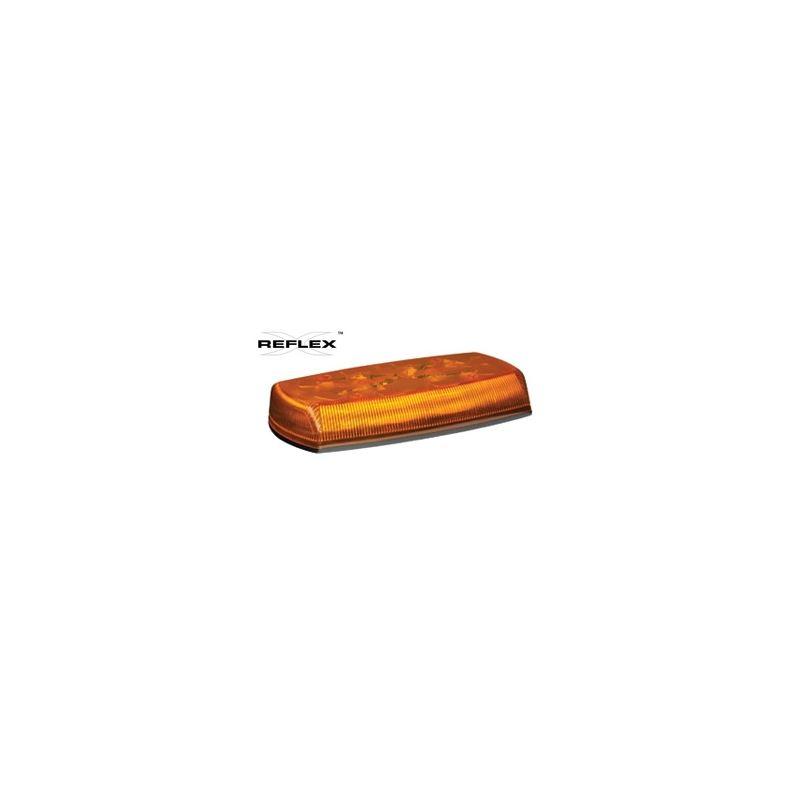 "5580A Permanent Mount 15"" Amber Reflex Mini L"